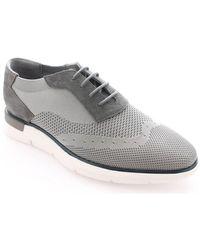 Cycleur De Luxe Lace shoe Channel - Grau