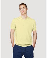 Baracuta Polo shirt Amarillo