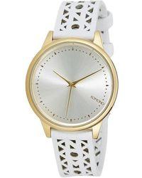 Komono Watch- W2652 - Bianco