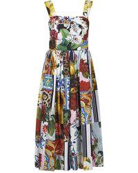 Dolce & Gabbana Dress - Groen