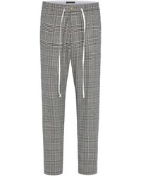 DRYKORN Jeger Trousers - Gris