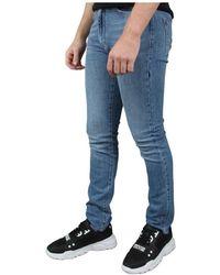 Iceberg 5 Pocket Jeans - Blauw