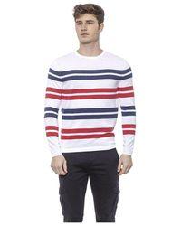 Alpha Studio Sweater - Wit