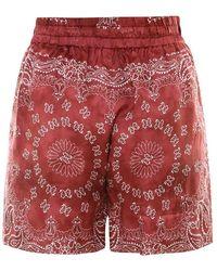 Golden Goose Shorts - Rosso