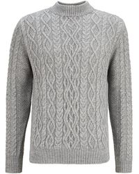 DRYKORN Pullover - Gris