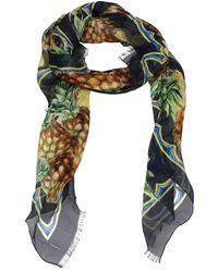 Dolce & Gabbana Foulard Seta - Jaune