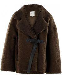 Goosecraft Macy Coat - Bruin