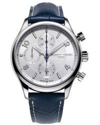 Frederique Constant Cronografo watch - Gris