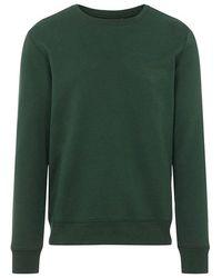 J.Lindeberg Throw C-neck Sweatshirt - Verde