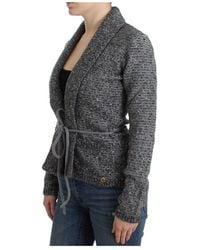 Roberto Cavalli Knitted cardigan - Gris
