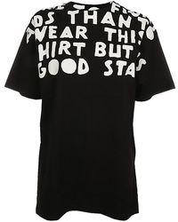 Maison Margiela T-shirt - Zwart