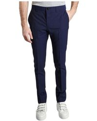 PS by Paul Smith - Slim Suit Trousers - Lyst