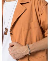1017 ALYX 9SM Buckle Bracelet - Grijs