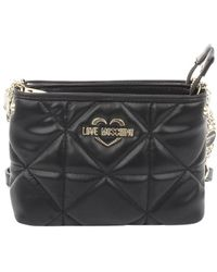 Love Moschino Jc4210pp0bkb0 Bag Women - Zwart
