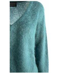 Gianluca Capannolo Sweater Azul