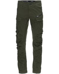 G-Star RAW Rovic 3D Tapered pants - Verde