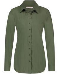 Studio Anneloes Poppy blouse travel light - Verde