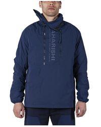 Maharishi Jacket - Bleu