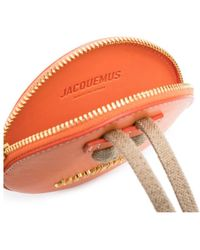 Jacquemus Billetera Naranja