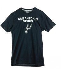 Manila Grace T-Shirt Team Logo TEE Sanspu - Schwarz