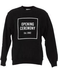 Opening Ceremony Sweatshirt - Zwart