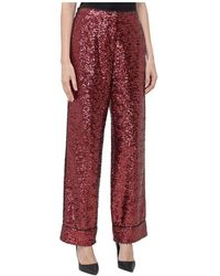 In the mood for love - Sequins Trousers - Lyst