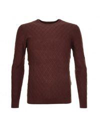 GAUDI Sweater 021gu53009 - Bruin
