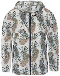 Etro Paisley-printed Jacket - Wit