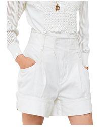 Chloé Shorts - Wit