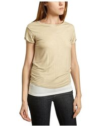 Majestic Filatures T-shirt - Neutro