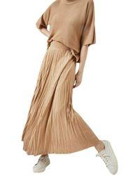 Simple Sofie Skirt - Naturel