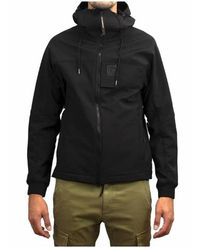 C.P. Company Bovenkleding - Medium Jacket - Zwart