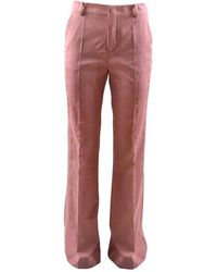 Maliparmi Trumpet Pants - Roze