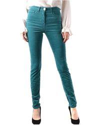 Elisabetta Franchi Jeans - Groen