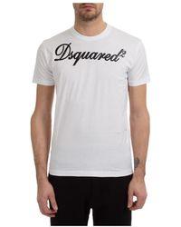 DSquared² - Maglietta a manica corta - Lyst