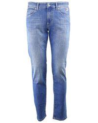 Woolrich Special Zeus Jeans - Bleu