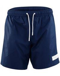 Dondup Xe021 Y00429u Xxx Swimming Trunks - Blauw