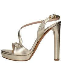 Albano With heel - Jaune