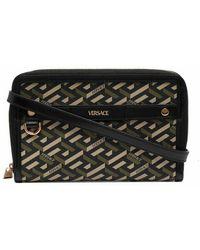 Versace Wallet - Zwart
