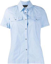 Mr & Mrs Italy Shirt - Blauw