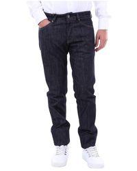 Michael Coal Trousers Mcdavid1000l - Zwart