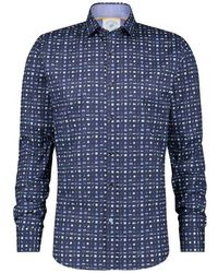 A fish named fred Shirt 22.01.017 - Blauw