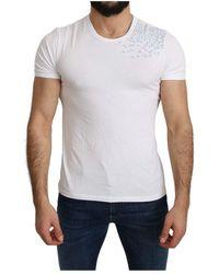 Ermanno Scervino Stretch t-shirt - Blanc