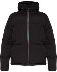PS by Paul Smith Hooded Jacket - Zwart