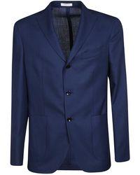 Boglioli Jacket - Azul