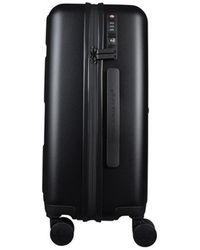 Off-White c/o Virgil Abloh Matt suitcase Negro