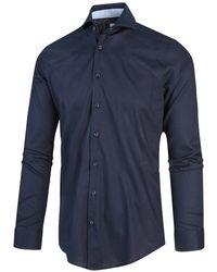 BLUE INDUSTRY - Overhemd Lange Mouw Print - Lyst