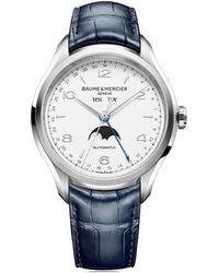 Baume & Mercier Clifton Watch - Weiß