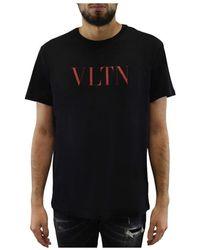 Proenza Schouler T-shirt Vltn - Zwart