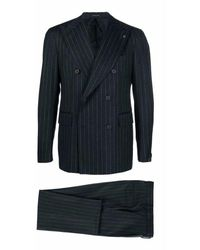 Tagliatore Suit - Blau